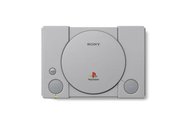 Sony представила миниатюрную PlayStation Classic - вид сверху 2