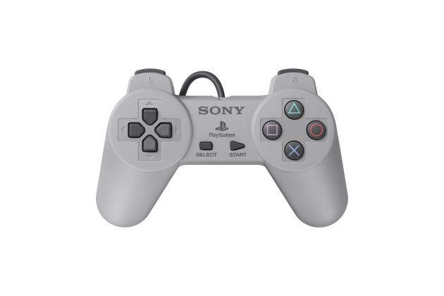 Sony представила миниатюрную PlayStation Classic - контроллер