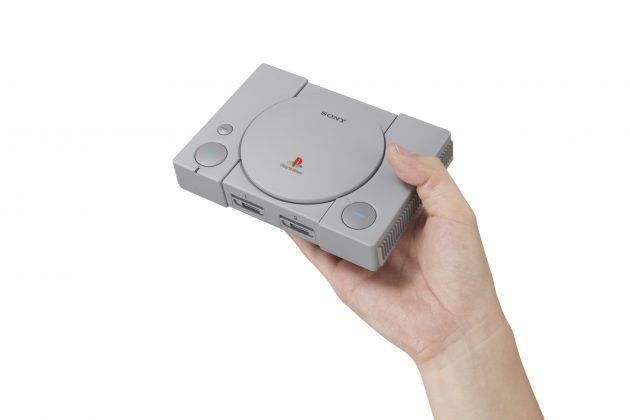 Предзаказ PlayStation Classic стартовал в России