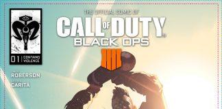 Комиксы Call of Duty Black Ops 4 - состоялась премьера