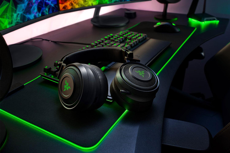 Razer Nari Ultimate - новая беспроводная гарнитура