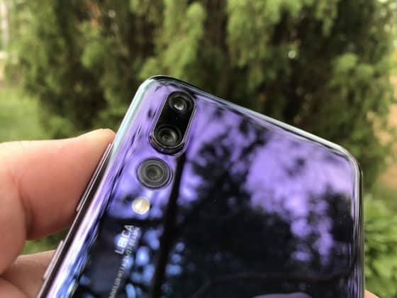 Обзор смартфона Huawei P20 Pro