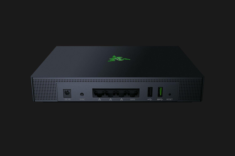 Razer Sila - высокопроизводительный роутер для геймеров