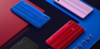 В Москве представлен смартфон Honor 8X