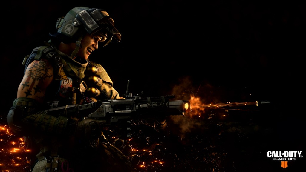 Состоялся релиз Call of Duty Black Ops 4
