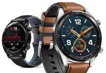 Huawei представила умные часы HUAWEI WATCH GT