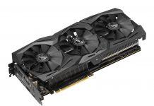ASUS представила видеокарты ROG Strix GeForce RTX 2070, Dual и Turbo