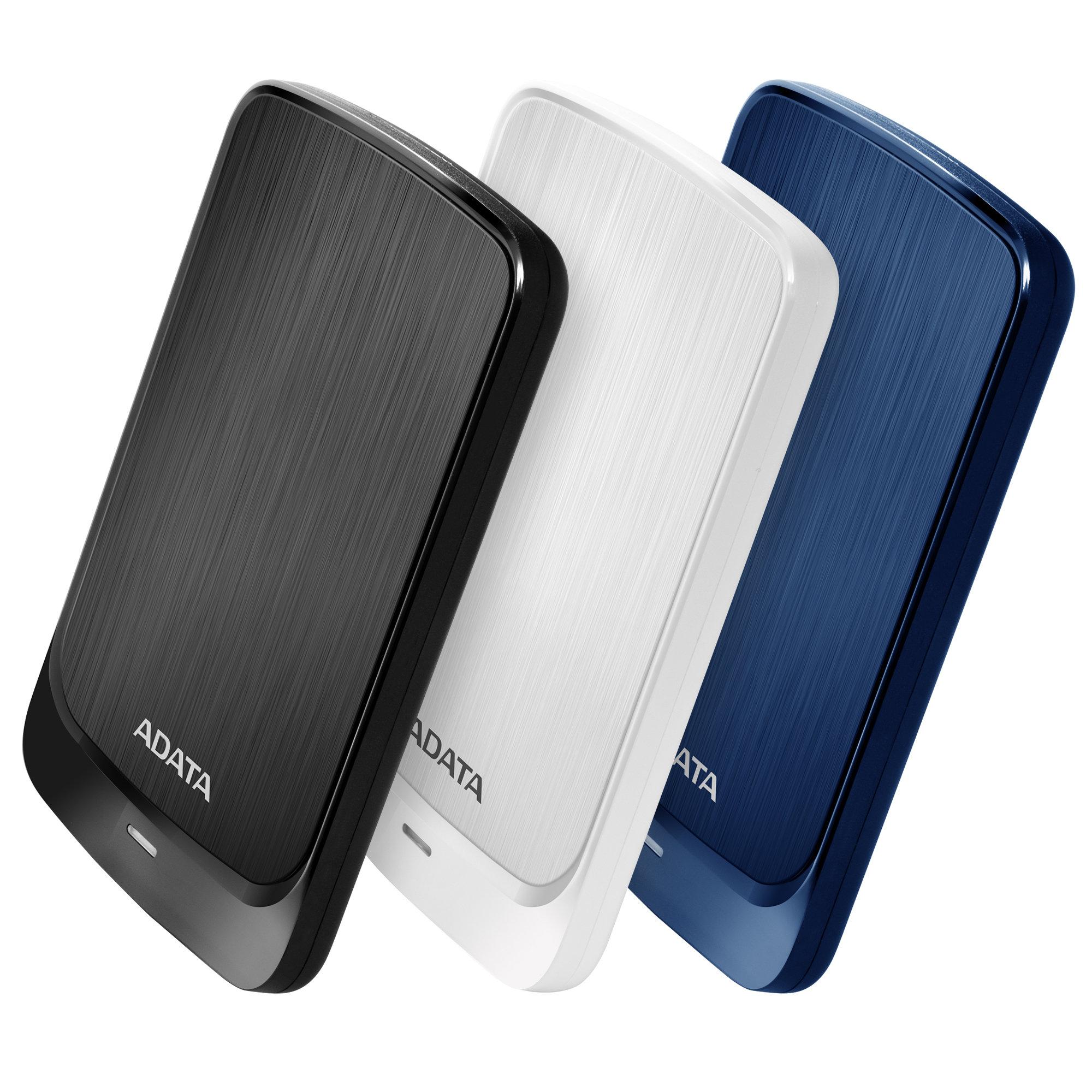 ADATA представила внешние HDD HD680 и HV320 -