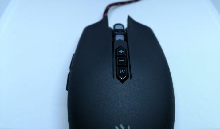 Обзор игровой мыши A4Tech Bloody Q80. Недорогая, но с фишками