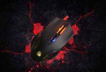 Обзор игровой мыши A4Tech Bloody Q50