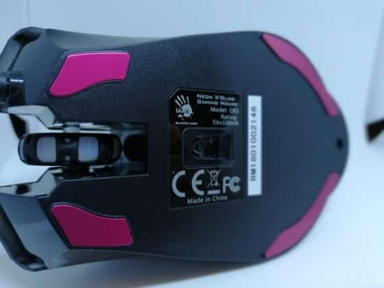 Обзор игровой мыши A4Tech Bloody Q82