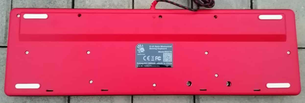 Обзор клавиатуры A4Tech Bloody B2278