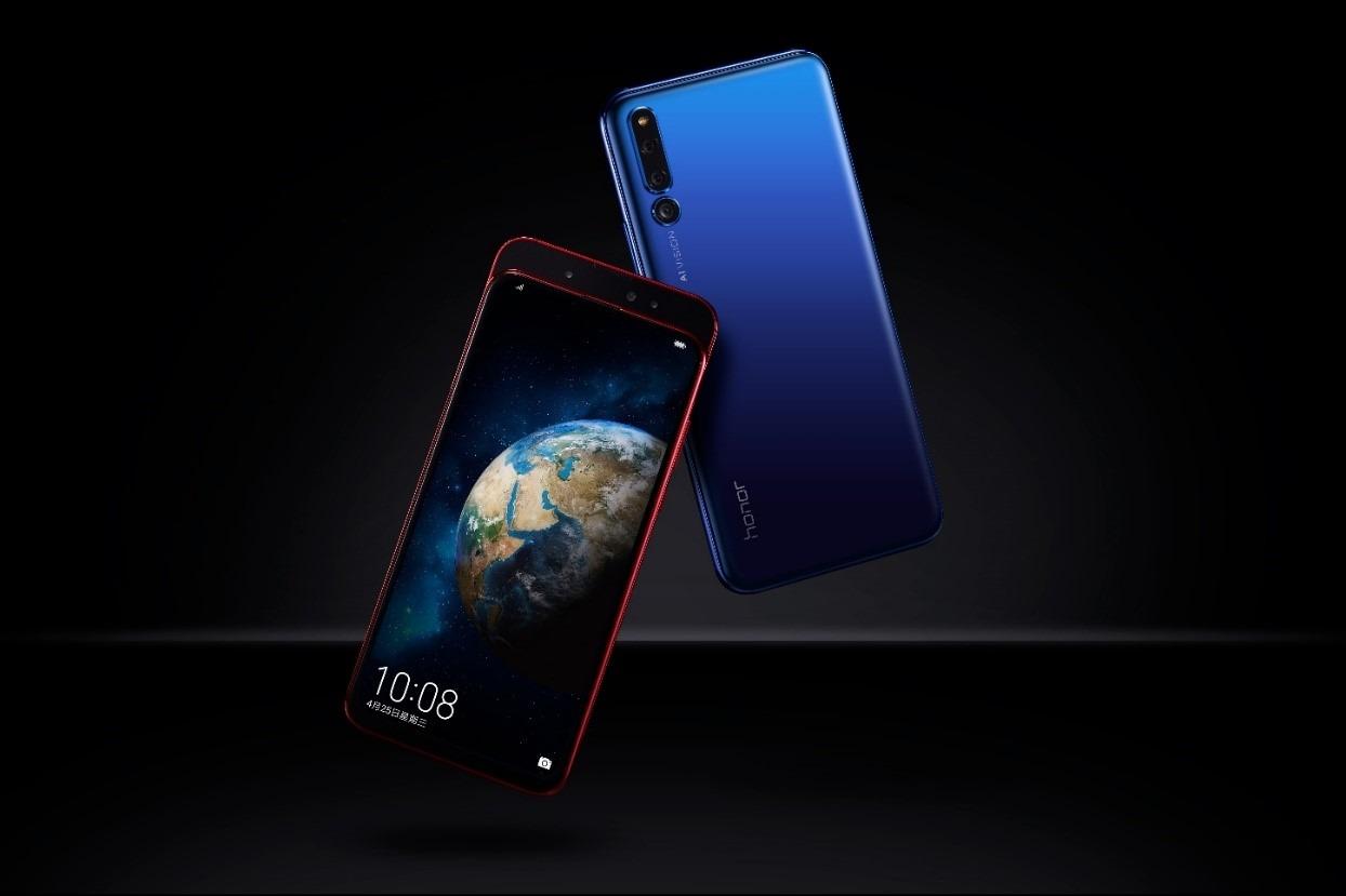 Honor представил в Китае смартфон Honor Magic2