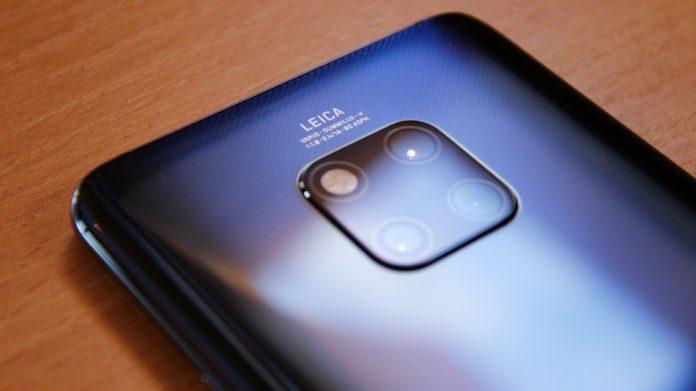 Старт продаж Huawei Mate 20 Pro и Mate 20