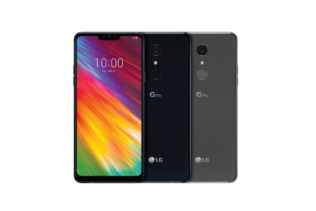 LG G7 Fit поступает в широкую продажу