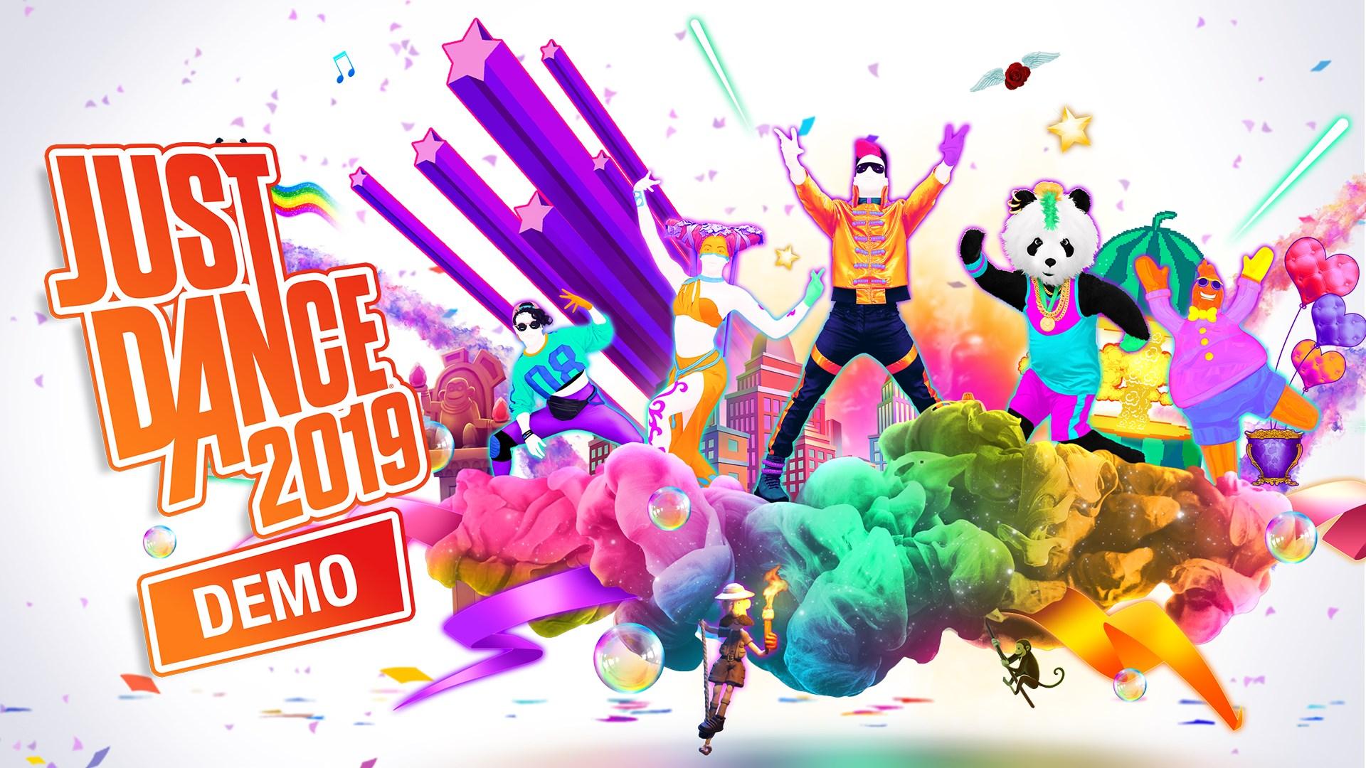 Появилась демоверсия Just Dance 2019
