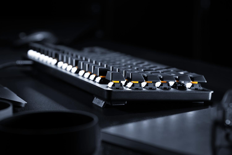 Razer BlackWidow Lite - офисно-игровая механика - back