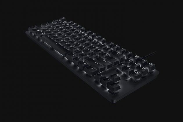 Razer BlackWidow Lite - офисно-игровая механика - dime