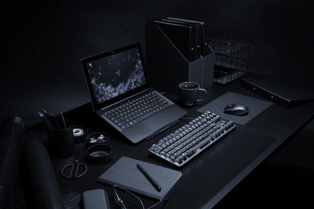 Razer BlackWidow Lite - офисно-игровая механика - setup