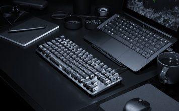 Razer BlackWidow Lite - офисно-игровая механика