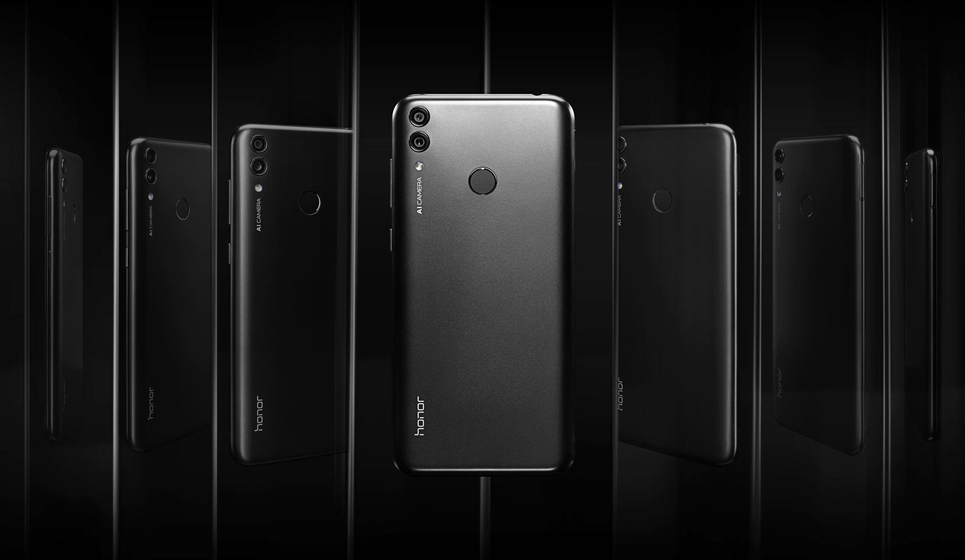 Honor представил смартфон Honor 8C