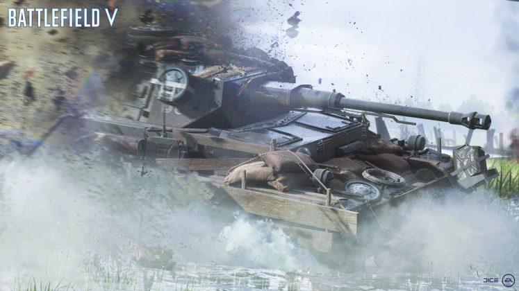Обзор Battlefield V