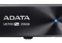 ADATA представила USB флэш-накопитель UE700 Pro