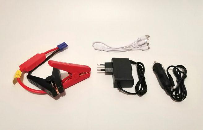 Обзор пуско-зарядного устройства Digma DCB-100
