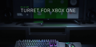 Новая информация по Razer Turret for Xbox One