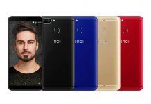 Начались продажи смартфона INOI 5 Pro