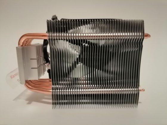 Обзор и тестирование кулера Cooler Master Hyper H411R
