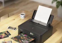 Canon представила компактный принтер PIXMA TS704