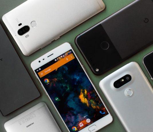Топ 5 лучший бюджетный смартфон 2018 года