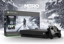 Анонсирован бандл Xbox One X с сагой Metro