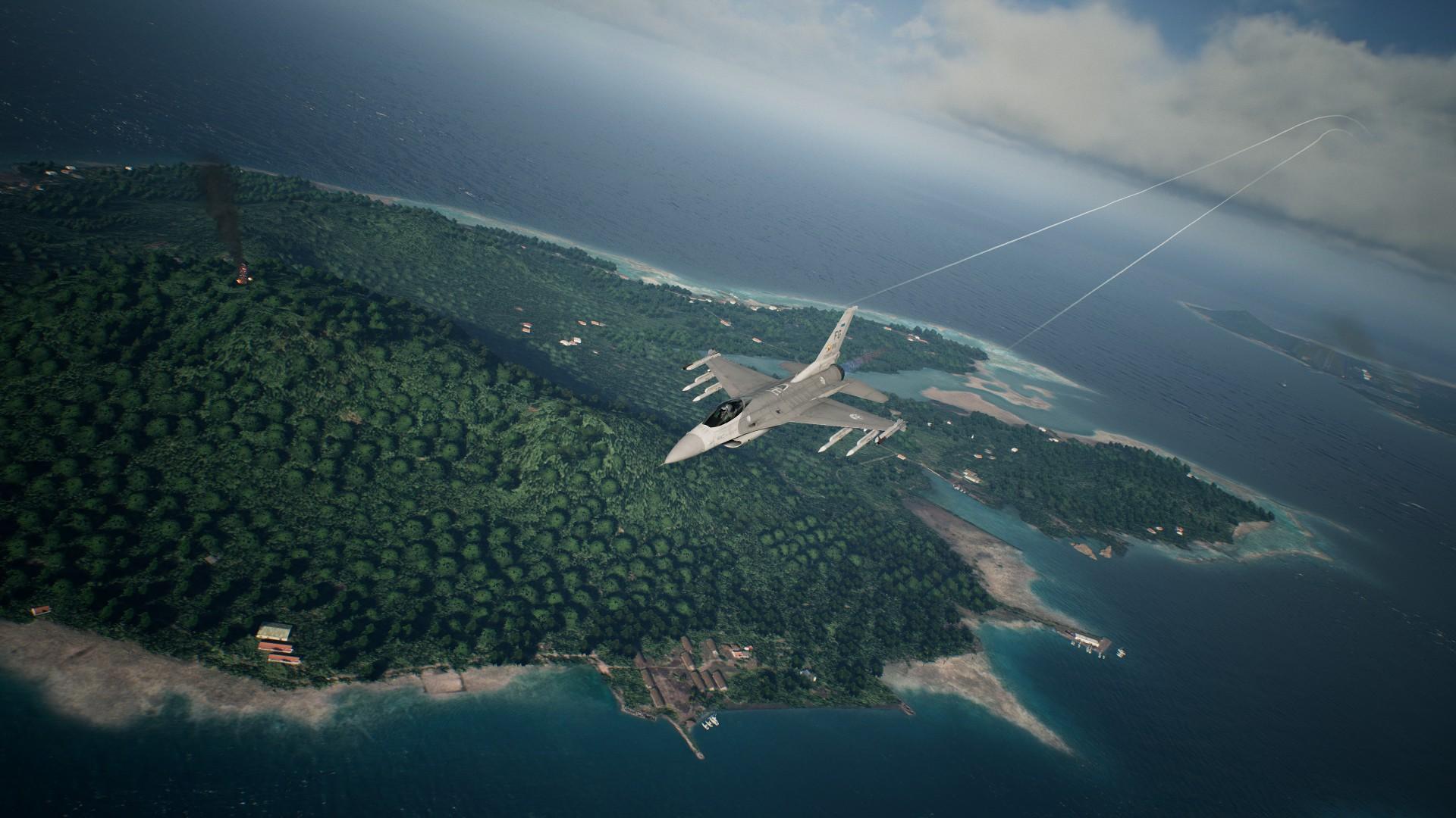 Обзор Ace Combat 7 Skies Unknown