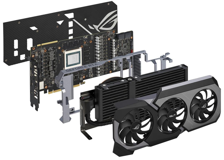Представлена видеокарта ROG Matrix GeForce RTX 2080 Ti