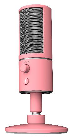 Razer Seiren X – Quartz pink