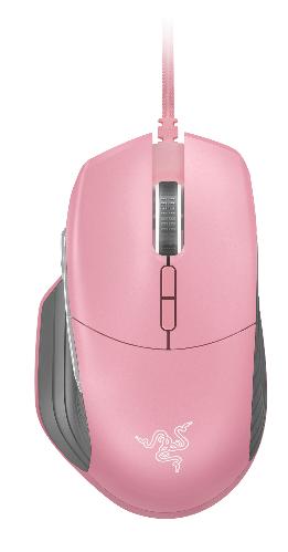 Razer Basilisk - Quartz pink