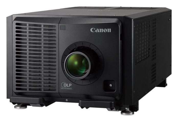 Представлен лазерный проектор Canon LX-4K3500Z для больших помещений
