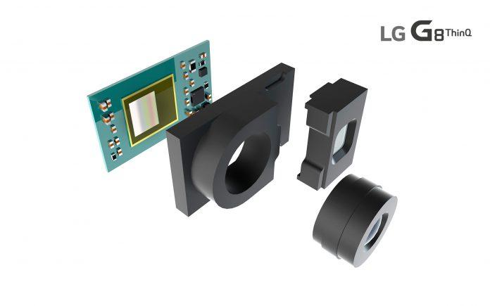 В LG G8 ThinQ будет использоваться технология Time-of-Flight