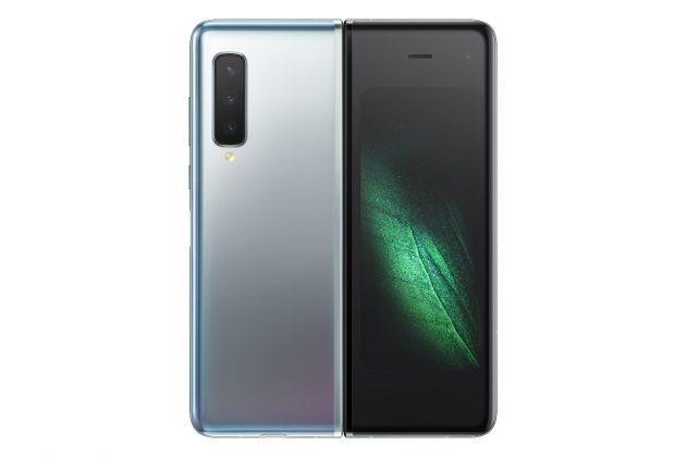Samsung представила смартфон Galaxy Fold