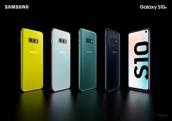 Galaxy S10e_combo