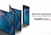 На MWC 2019 представлен складной смартфон HUAWEI Mate X
