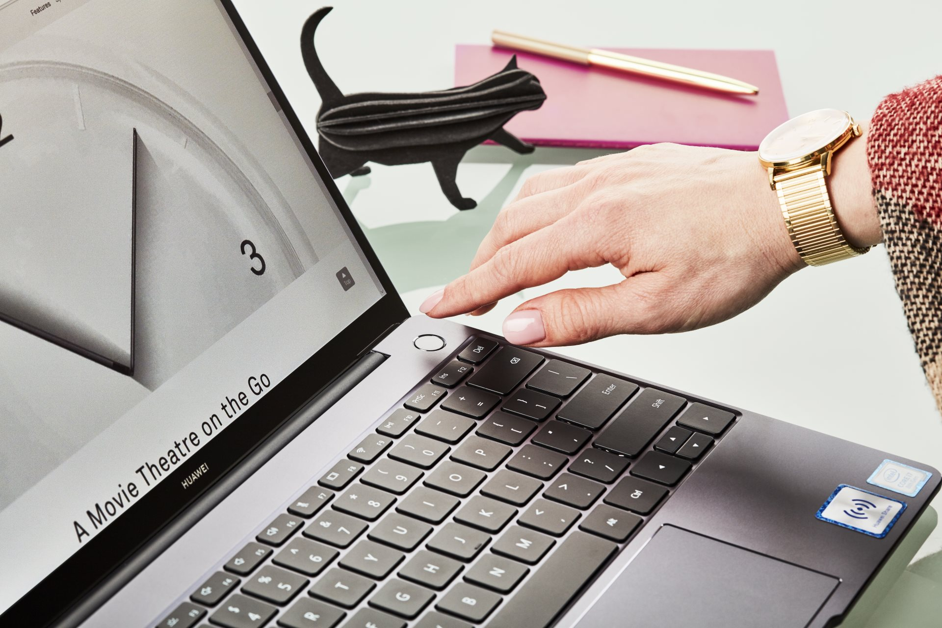 HUAWEI представляет ноутбук MateBook 13 в России