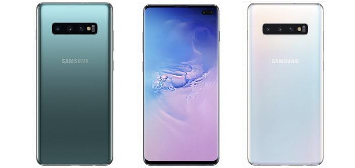 В России начались продажи Galaxy S10 и Galaxy Watch Active