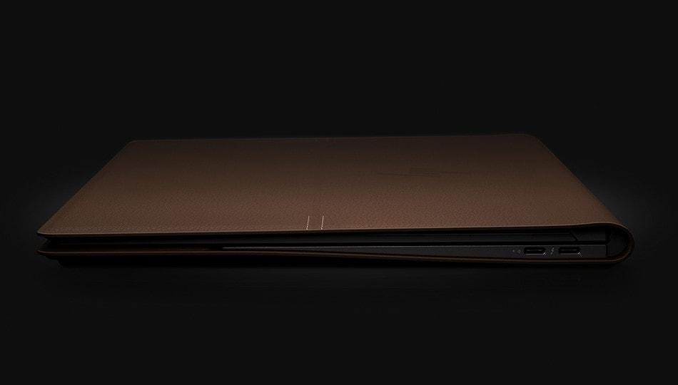 Премиальный ноутбук HP Spectre Folio поступил в продажу
