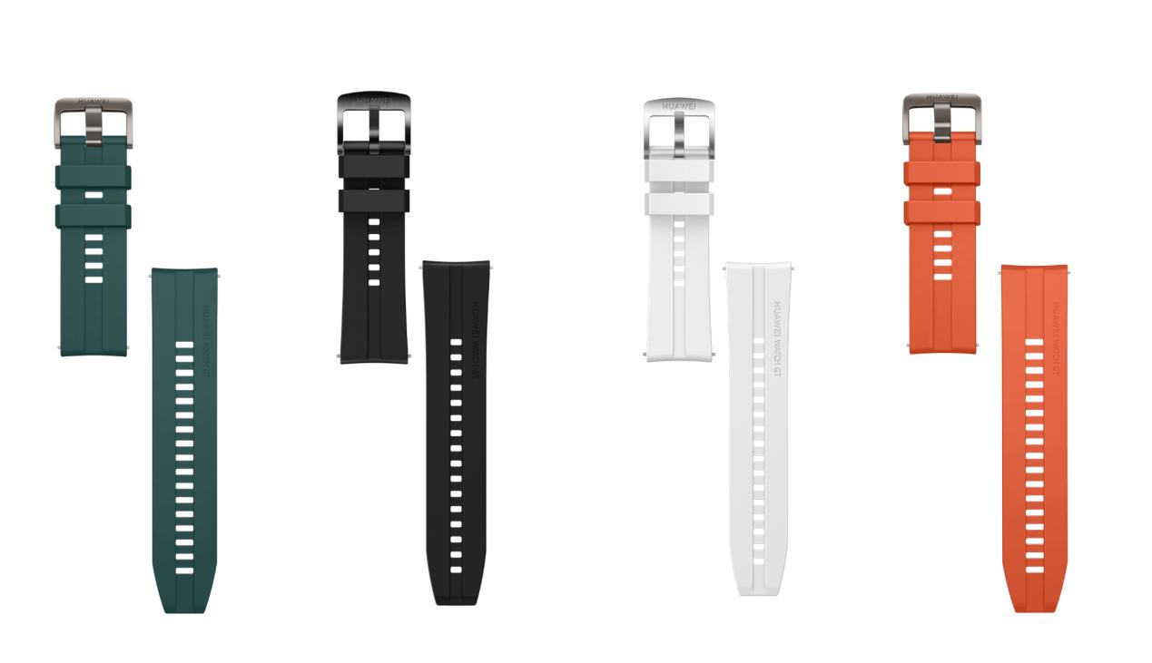 Представлены обновленные умные часы HUAWEI Watch GT