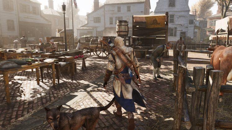 Состоялся релиз Assassin's Creed III Remastered и Assassin's Creed Liberation
