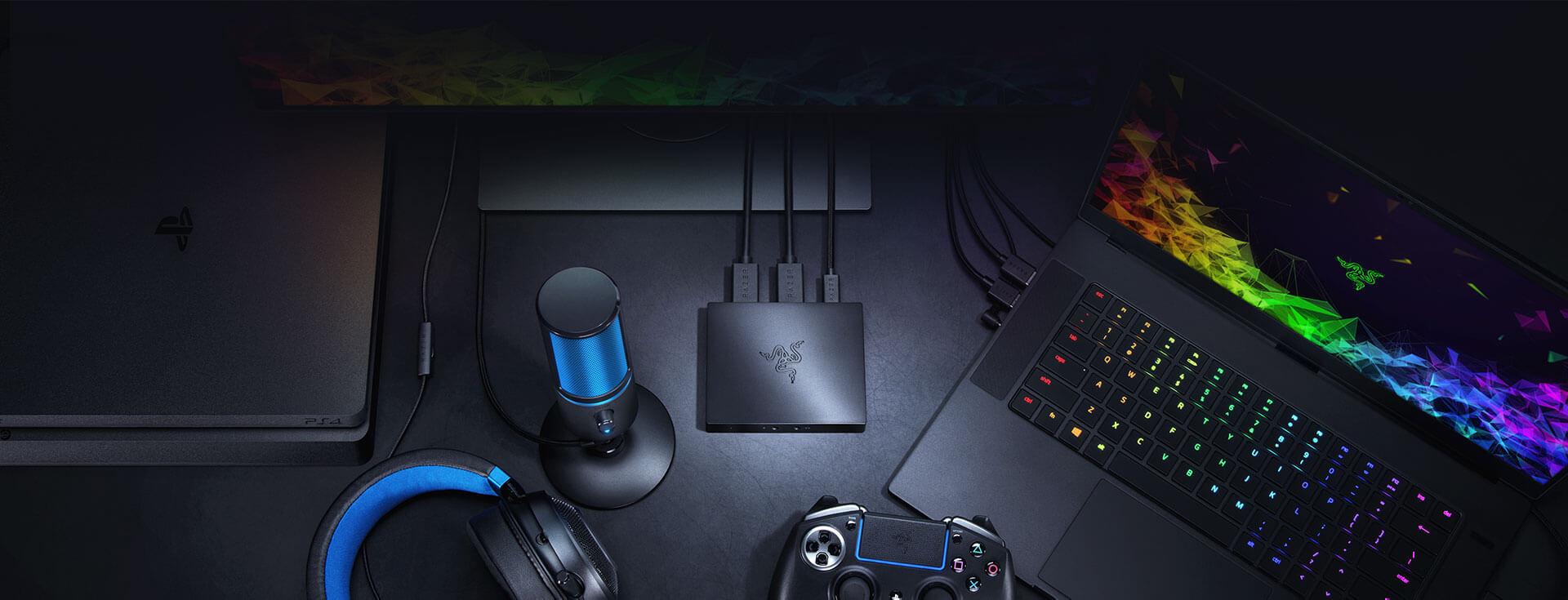 Ripsaw HD - новая карта захвата от Razer