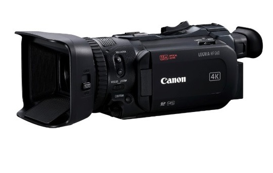 Canon представила 4K-видеокамеры LEGRIAHFG50 и LEGRIAHFG60